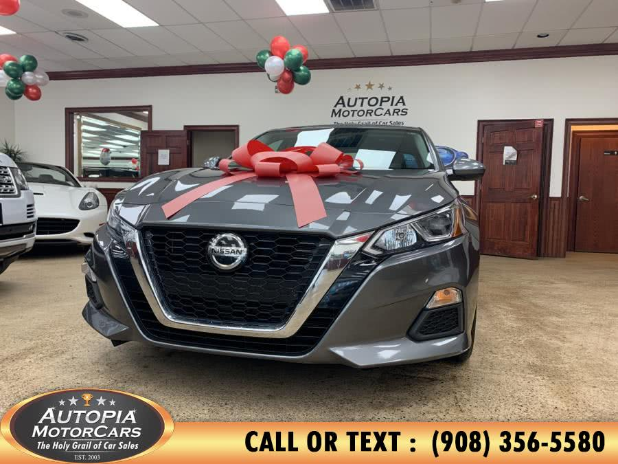 Used 2019 Nissan Altima in Union, New Jersey | Autopia Motorcars Inc. Union, New Jersey