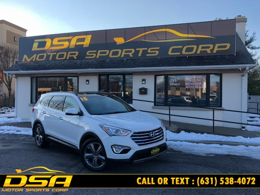 Used 2015 Hyundai Santa Fe in Commack, New York | DSA Motor Sports Corp. Commack, New York