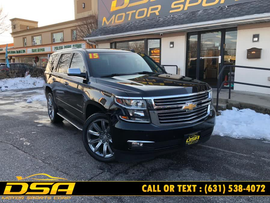 Used 2015 Chevrolet Tahoe in Commack, New York | DSA Motor Sports Corp. Commack, New York