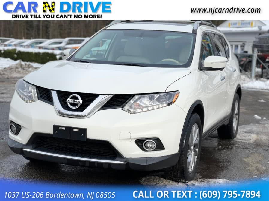 Used Nissan Rogue SL AWD 2014 | Car N Drive. Bordentown, New Jersey