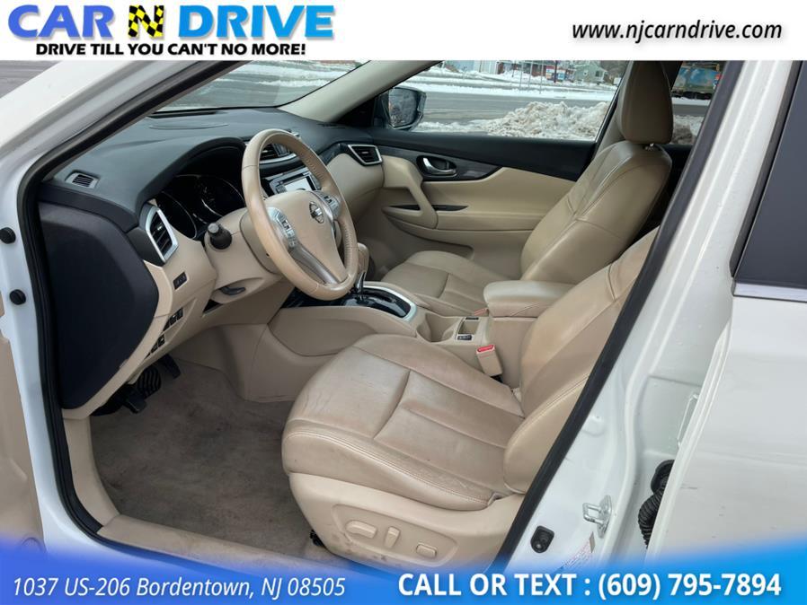 Used Nissan Rogue SL AWD 2014 | Car N Drive. Bordentown, New Jersey