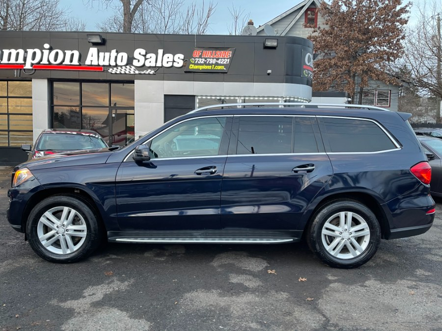 Used Mercedes-Benz GL-Class 4MATIC 4dr GL450 2013 | Champion Auto Sales. Hillside, New Jersey