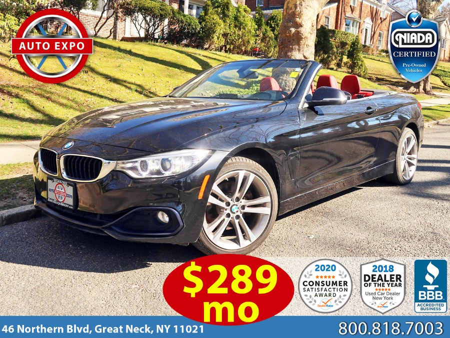 Used BMW 4 Series 428i xDrive Sport Line Package 2016 | Auto Expo Ent Inc.. Great Neck, New York
