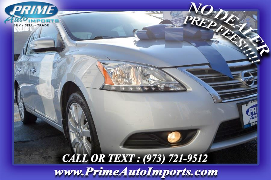 Used Nissan Sentra 4dr Sdn I4 CVT SR 2015 | Prime Auto Imports. Bloomingdale, New Jersey