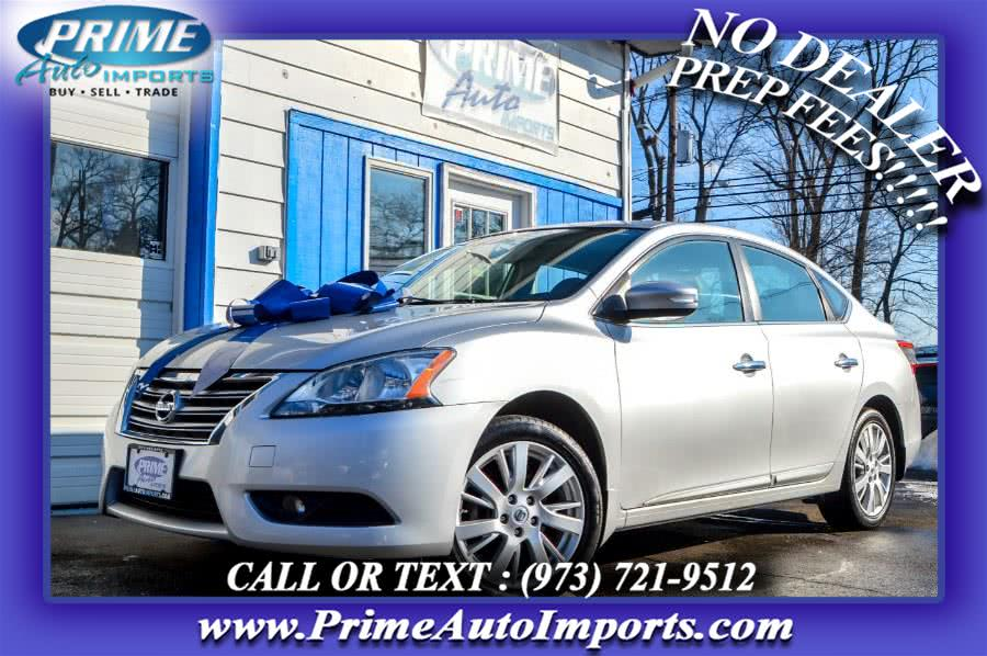 Used 2015 Nissan Sentra in Bloomingdale, New Jersey | Prime Auto Imports. Bloomingdale, New Jersey