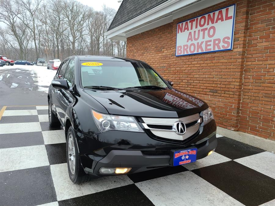 Used 2008 Acura MDX in Waterbury, Connecticut | National Auto Brokers, Inc.. Waterbury, Connecticut