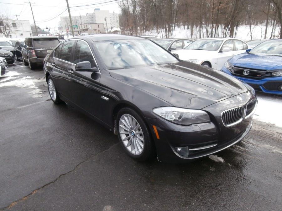 Used 2013 BMW 5 Series in Waterbury, Connecticut | Jim Juliani Motors. Waterbury, Connecticut