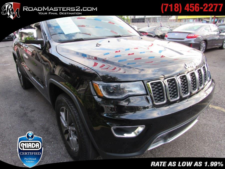 Used 2017 Jeep Grand Cherokee in Middle Village, New York   Road Masters II INC. Middle Village, New York