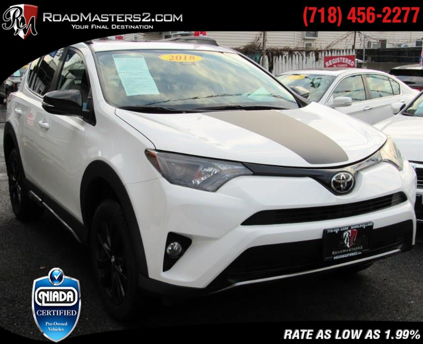 Used 2018 Toyota RAV4 in Middle Village, New York | Road Masters II INC. Middle Village, New York