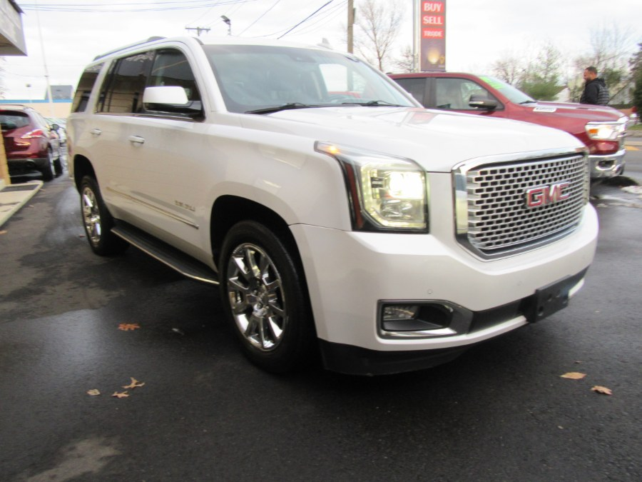 Used GMC Yukon 4WD 4dr Denali 2016 | Royalty Auto Sales. Little Ferry, New Jersey