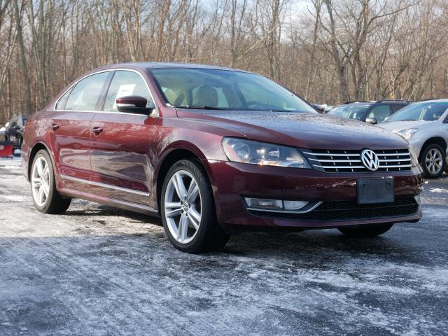 Used 2014 Volkswagen Passat in Canton, Connecticut | Canton Auto Exchange. Canton, Connecticut