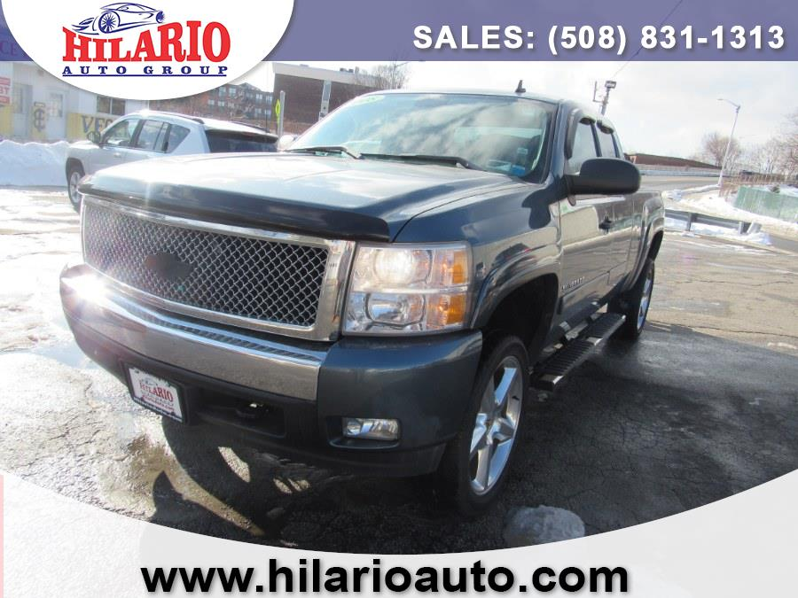 Used 2008 Chevrolet Silverado 1500 in Worcester, Massachusetts | Hilario's Auto Sales Inc.. Worcester, Massachusetts