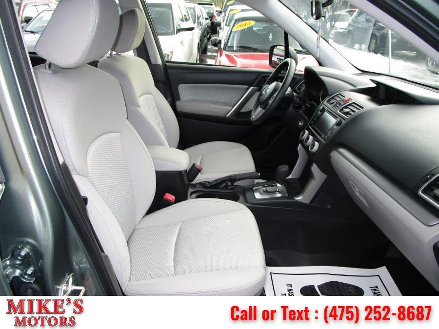 Used Subaru Forester 2.5i CVT 2018 | Mike's Motors LLC. Stratford, Connecticut