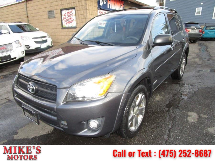Used 2010 Toyota RAV4 in Stratford, Connecticut | Mike's Motors LLC. Stratford, Connecticut