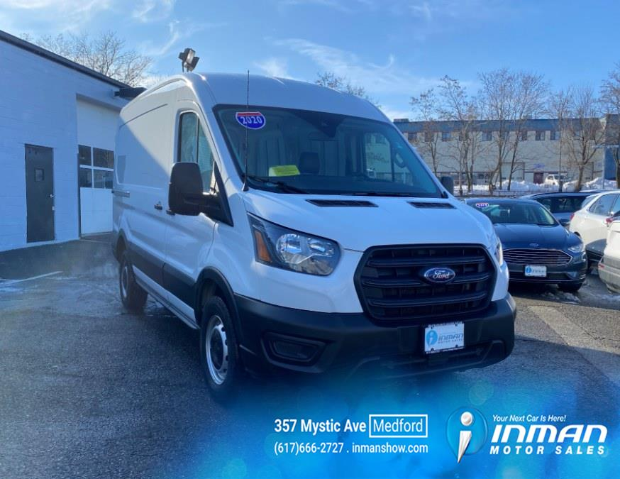 Used 2020 Ford Transit Cargo Van in Medford, Massachusetts | Inman Motors Sales. Medford, Massachusetts