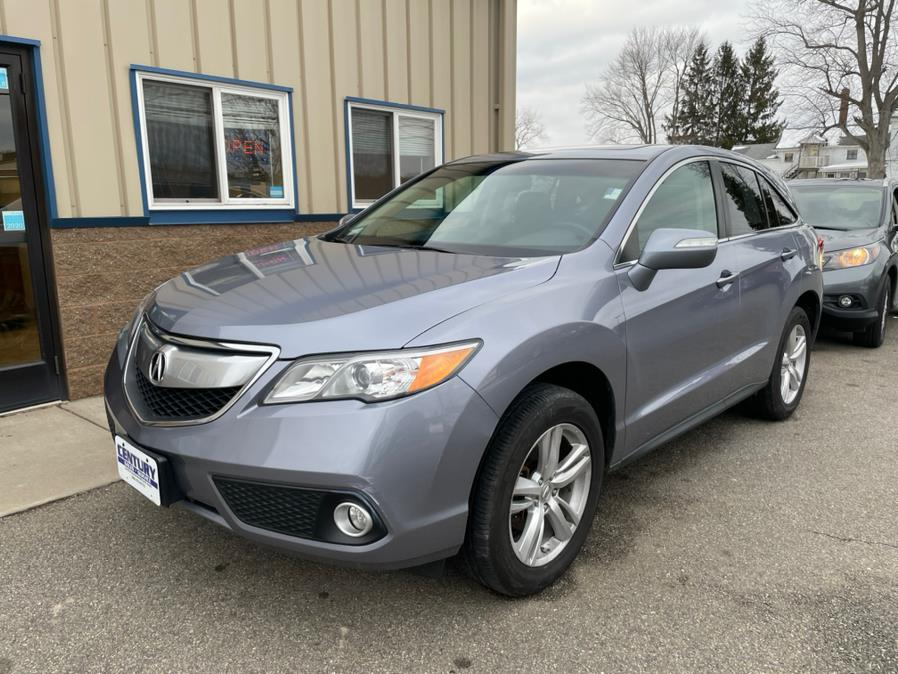 Used 2015 Acura RDX in East Windsor, Connecticut | Century Auto And Truck. East Windsor, Connecticut