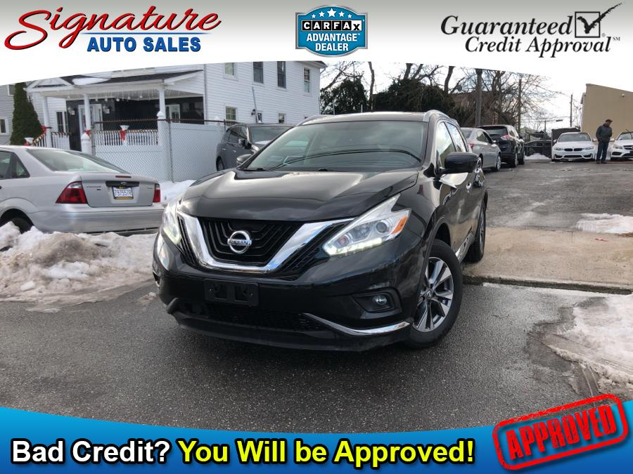 Used 2017 Nissan Murano in Franklin Square, New York | Signature Auto Sales. Franklin Square, New York