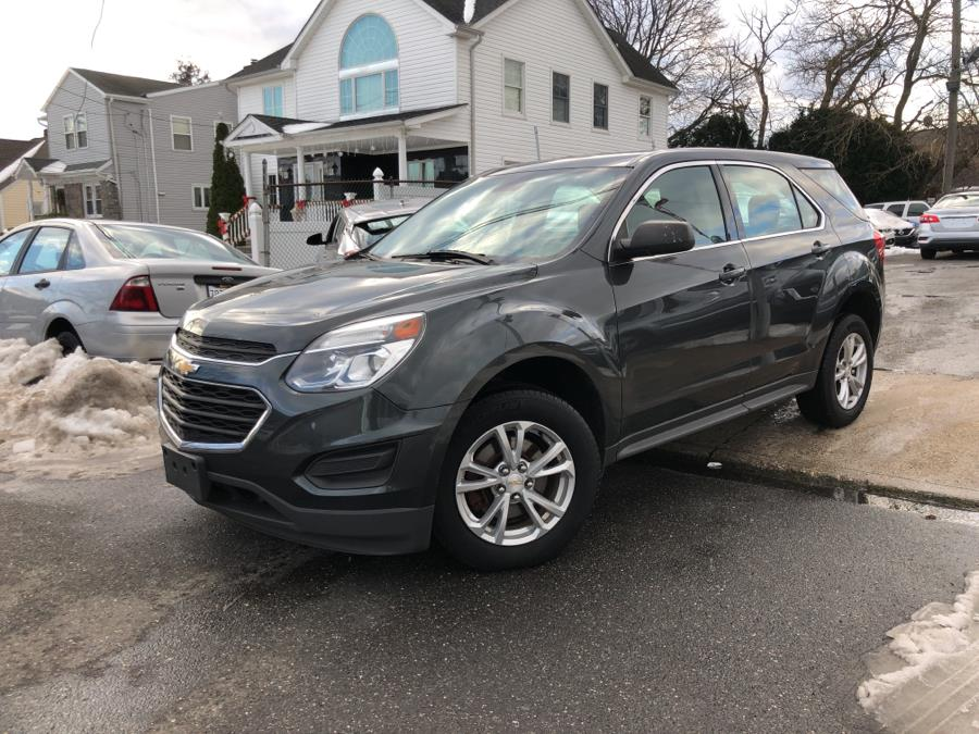 Used Chevrolet Equinox AWD 4dr LS 2017 | Signature Auto Sales. Franklin Square, New York