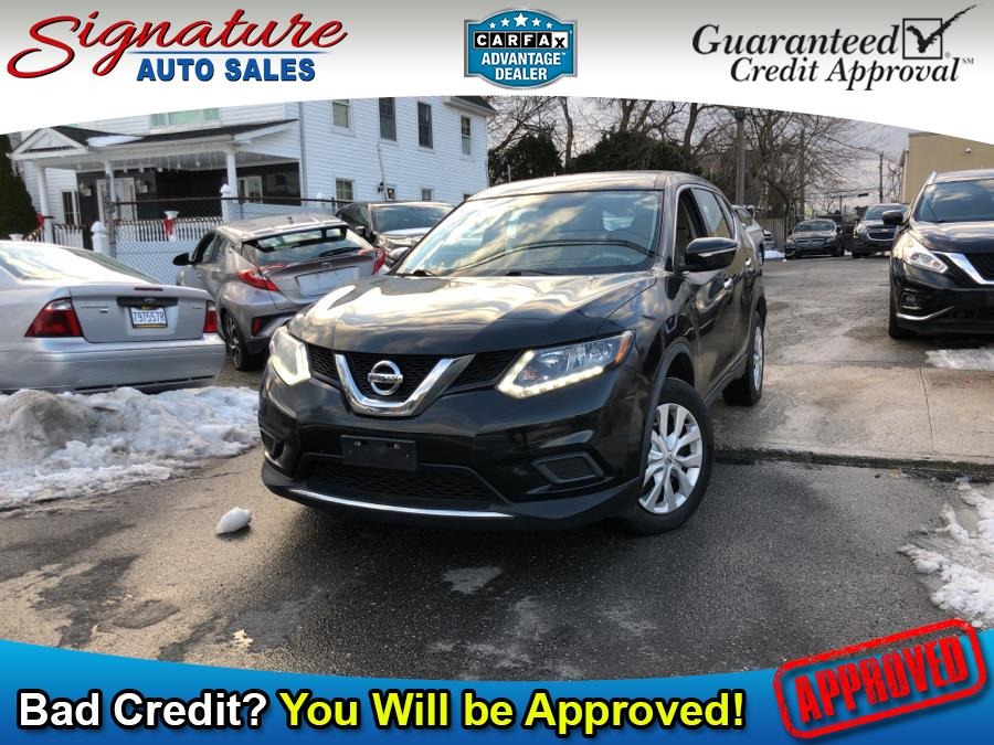 Used 2015 Nissan Rogue in Franklin Square, New York | Signature Auto Sales. Franklin Square, New York