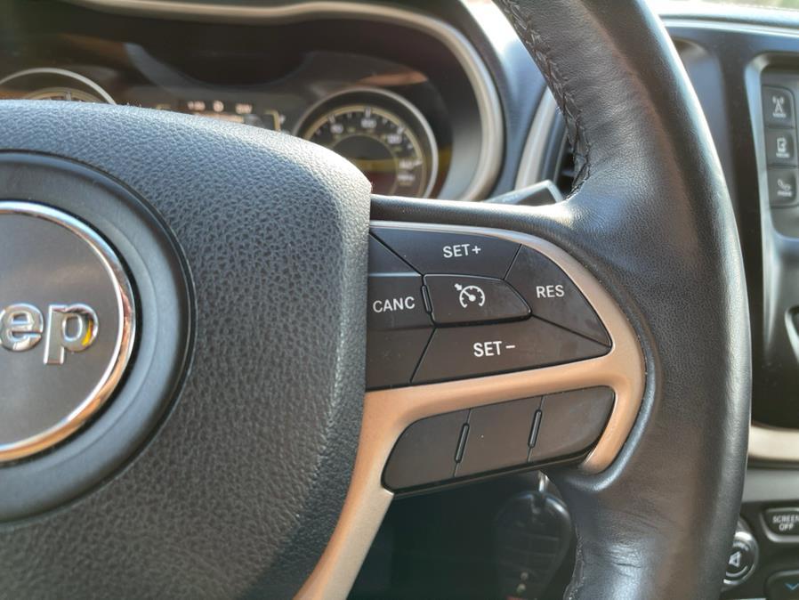 Used Jeep Cherokee 4WD 4dr Latitude 2016 | Merrimack Autosport. Merrimack, New Hampshire