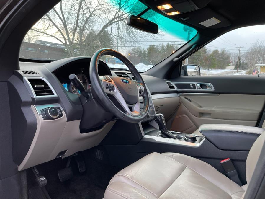Used Ford Explorer 4WD 4dr XLT 2012   Merrimack Autosport. Merrimack, New Hampshire