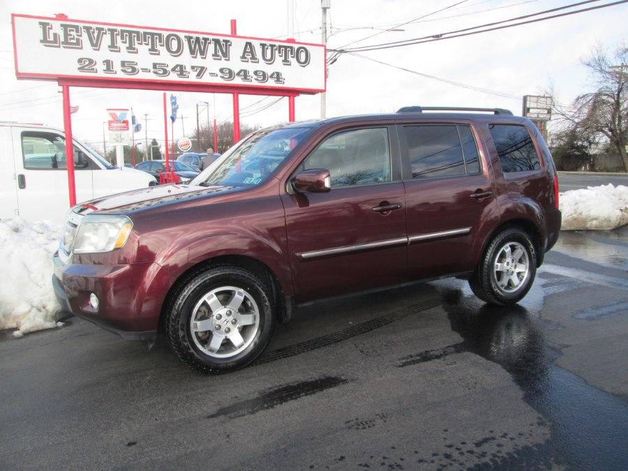 Used 2009 Honda Pilot in Levittown, Pennsylvania | Levittown Auto. Levittown, Pennsylvania