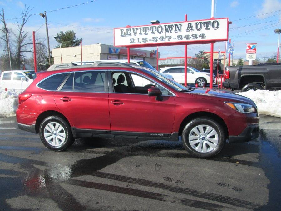 Used 2015 Subaru Outback in Levittown, Pennsylvania | Levittown Auto. Levittown, Pennsylvania