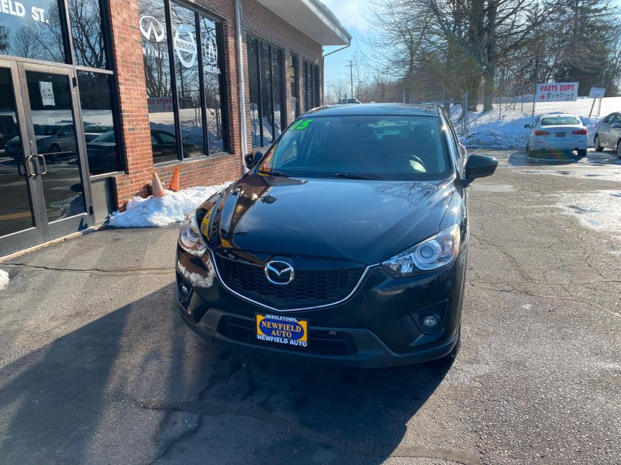 Used Mazda CX-5 AWD 4dr Auto Touring 2015 | Newfield Auto Sales. Middletown, Connecticut