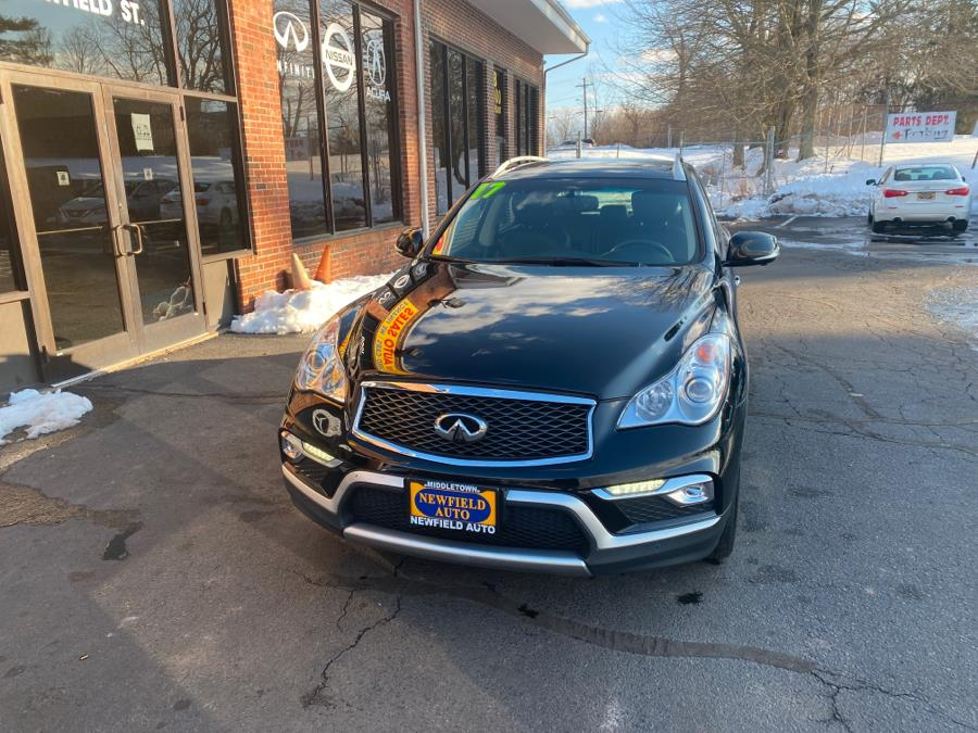 Used 2017 INFINITI QX50 in Middletown, Connecticut | Newfield Auto Sales. Middletown, Connecticut