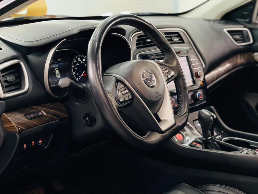 Used Nissan Maxima 4dr Sdn 3.5 Platinum 2016 | Luxury Motor Club. Franklin Square, New York