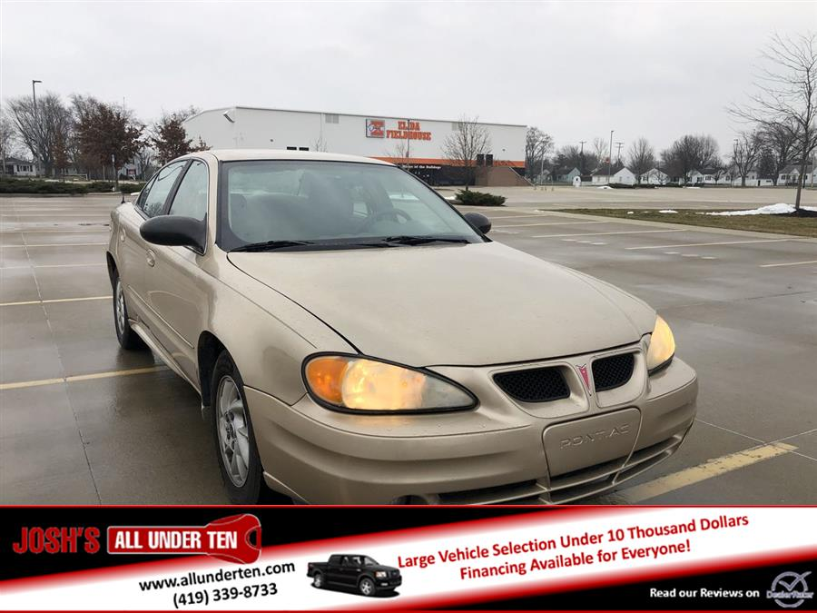 Used 2005 Pontiac Grand Am in Elida, Ohio | Josh's All Under Ten LLC. Elida, Ohio