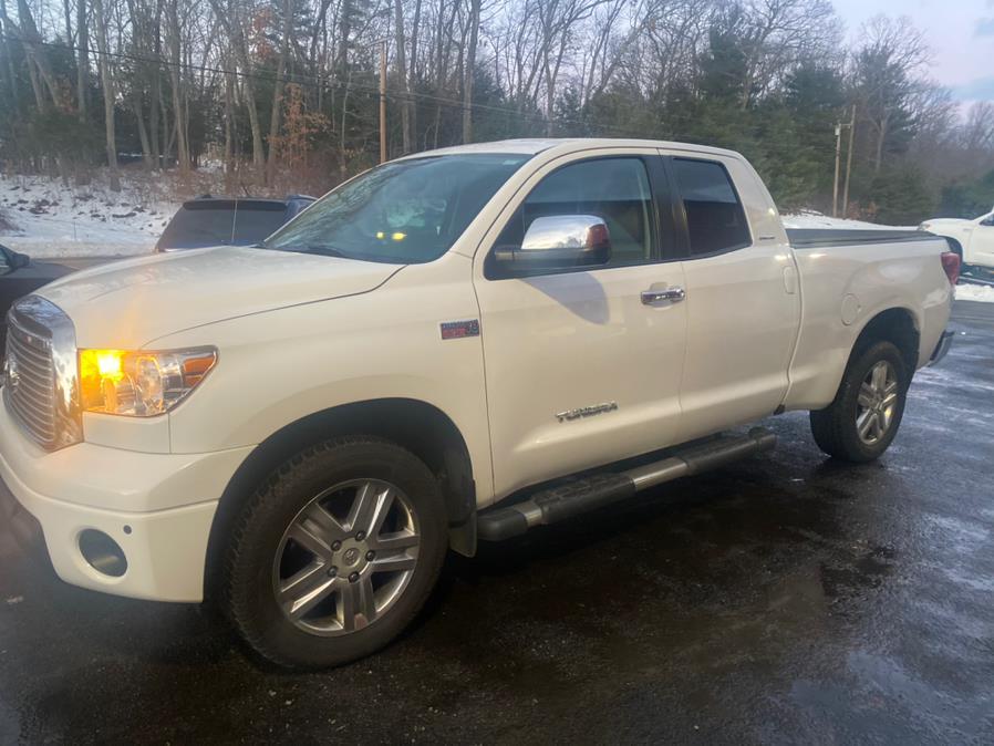 Used Toyota Tundra 4WD Truck Dbl 5.7L V8 6-Spd AT LTD (Natl) 2011 | VIP on 6 LLC. Hampton, Connecticut
