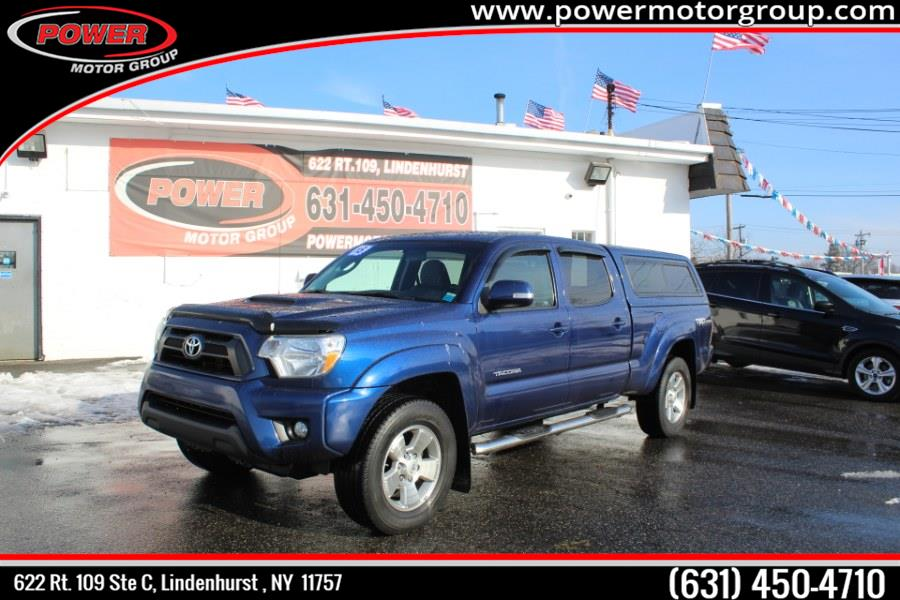 Used 2015 Toyota Tacoma TRD SERIES in Lindenhurst , New York | Power Motor Group. Lindenhurst , New York