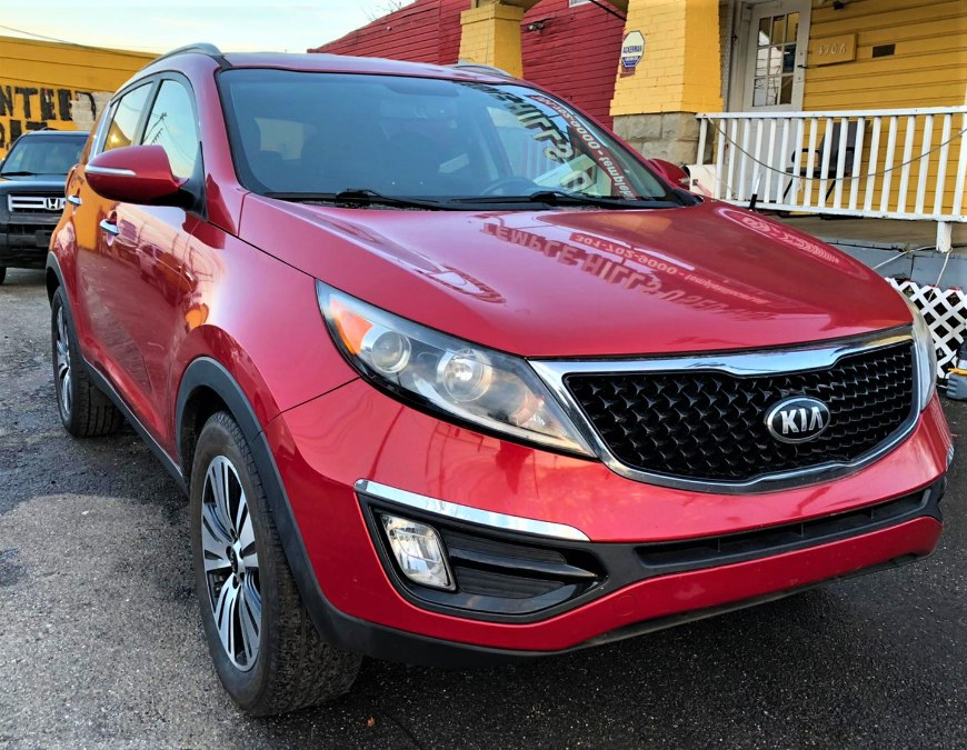 Used 2014 Kia Sportage in Temple Hills, Maryland | Temple Hills Used Car. Temple Hills, Maryland