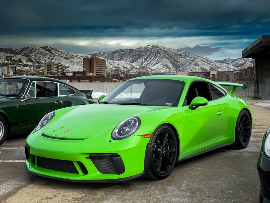 Used Porsche 911 GT3 Coupe 2018 | Guchon Imports. Salt Lake City, Utah