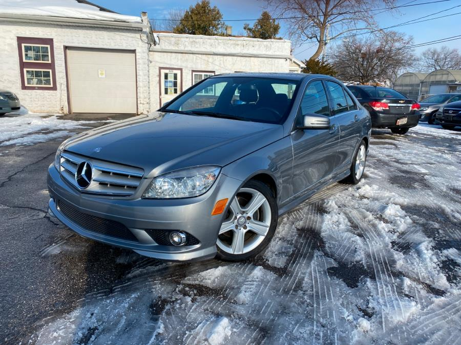 Used Mercedes-Benz C-Class 4dr Sdn C300 Sport 4MATIC 2010 | Absolute Motors Inc. Springfield, Massachusetts