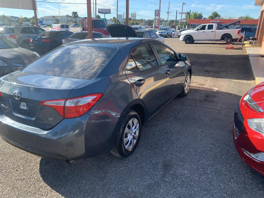 Used Toyota Corolla 4dr Sdn CVT LE Plus (Natl) 2016 | Central florida Auto Trader. Kissimmee, Florida