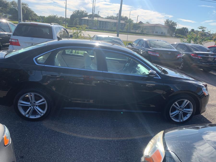 Used Volkswagen Passat 4dr Sdn 2.0L DSG TDI SE w/Sunroof 2014 | Central florida Auto Trader. Kissimmee, Florida