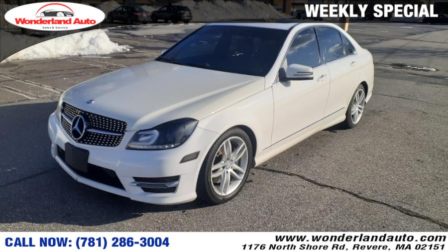 Used 2013 Mercedes-Benz C-Class in Revere, Massachusetts | Wonderland Auto. Revere, Massachusetts