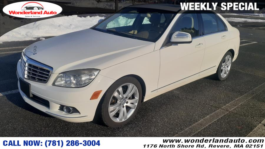 Used 2008 Mercedes-Benz C-Class in Revere, Massachusetts | Wonderland Auto. Revere, Massachusetts