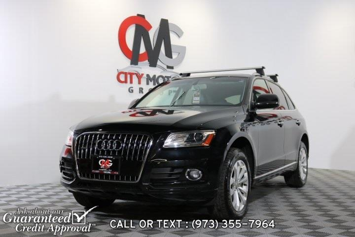 Used 2015 Audi Q5 in Haskell, New Jersey | City Motor Group Inc.. Haskell, New Jersey