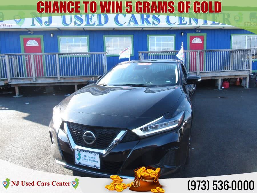 Used 2020 Nissan Maxima in Irvington, New Jersey | NJ Used Cars Center. Irvington, New Jersey