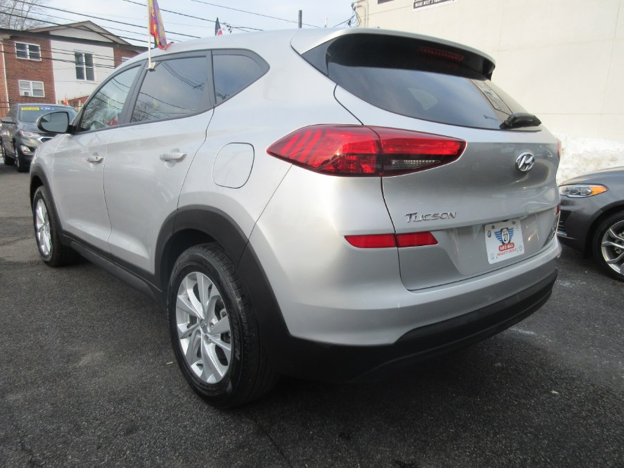 Used Hyundai Tucson SE FWD 2019   Route 27 Auto Mall. Linden, New Jersey