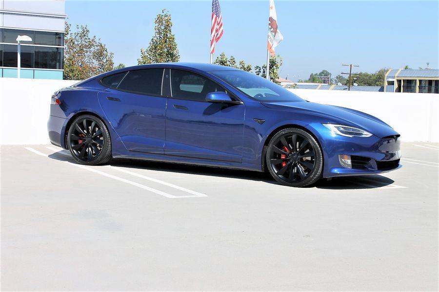 Used Tesla Model s 75 Sedan 4D 2017   Ideal Motors. Costa Mesa, California