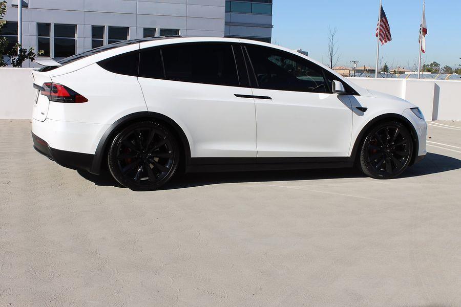 Used Tesla Model x 75D Sport Utility 4D 2016 | Ideal Motors. Costa Mesa, California