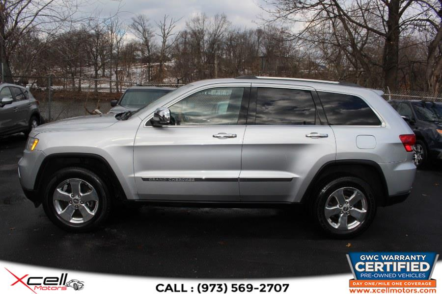 Used Jeep Grand Cherokee Overland 4WD 4dr Overland 2011 | Xcell Motors LLC. Paterson, New Jersey