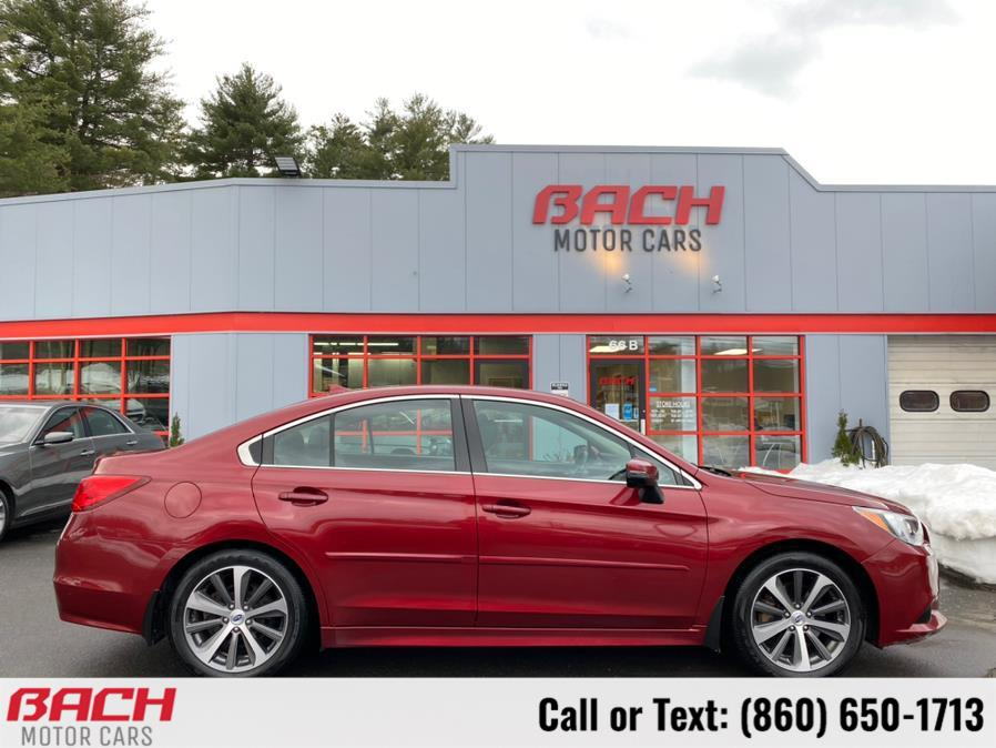 Used 2016 Subaru Legacy in Canton , Connecticut | Bach Motor Cars. Canton , Connecticut