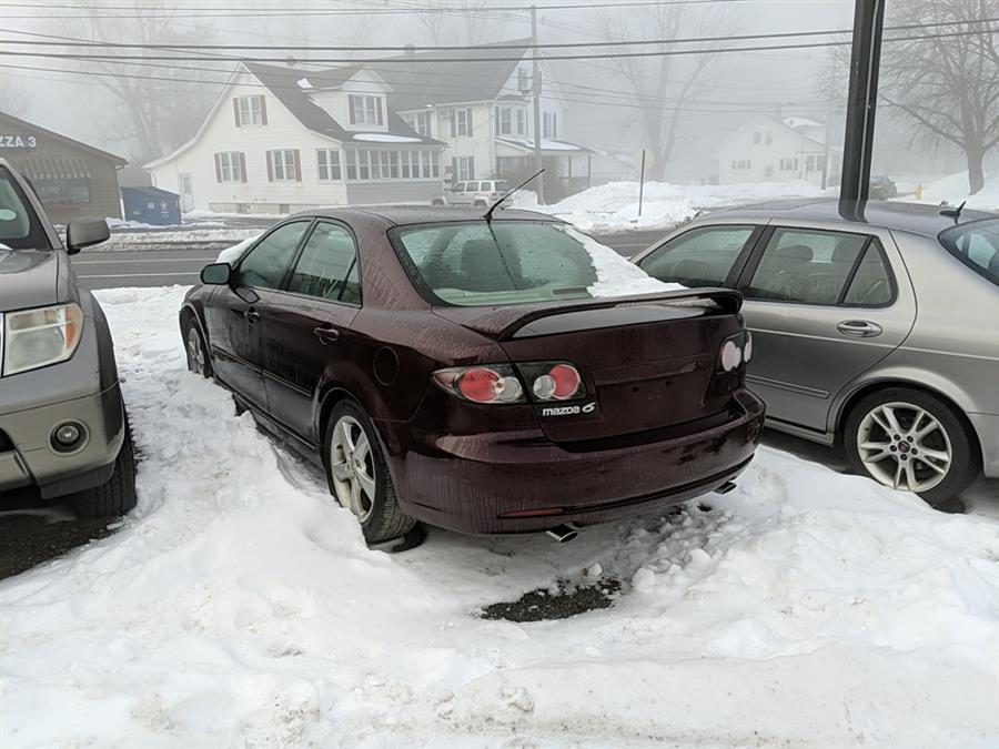Used Mazda Mazda6 4dr Sdn Auto i Sport 2007 | Parrottas Auto Service And Repair. Agawam, Massachusetts