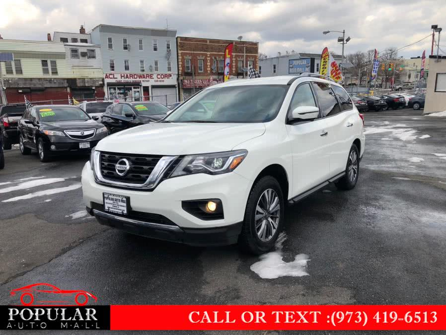 Used 2019 Nissan Pathfinder in Newark , New Jersey | Popular Auto Mall Inc . Newark , New Jersey
