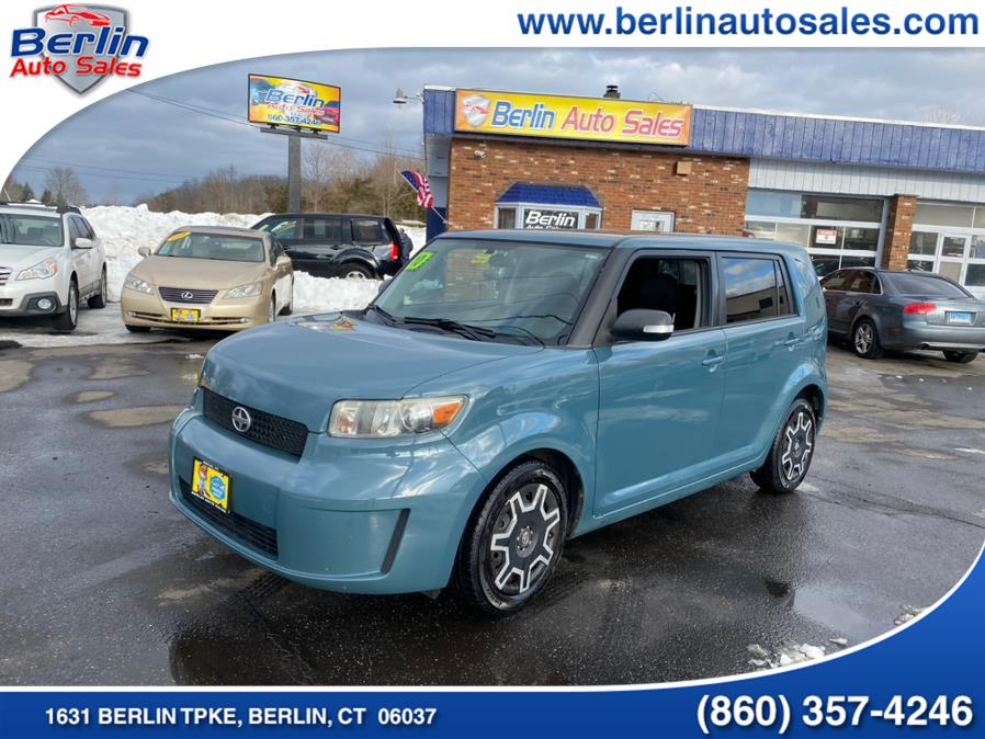 Used Scion xB 5dr Wgn Auto Release Series 7.0 2010 | Berlin Auto Sales LLC. Berlin, Connecticut